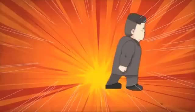 Watch and share Kim Jong Un GIFs and Moonwalk GIFs on Gfycat