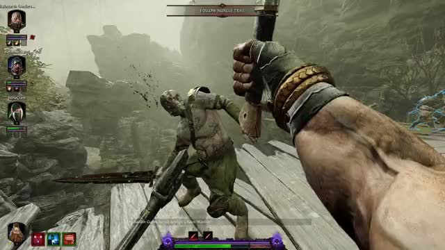Watch bullshit push GIF by @n33tie on Gfycat. Discover more Vermintide 2 GIFs on Gfycat