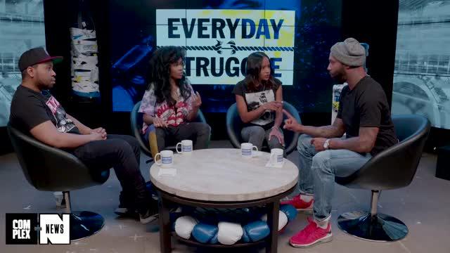 SZA Joins Episode 135 of Everyday Struggle   Joe Budden & DJ Akademiks