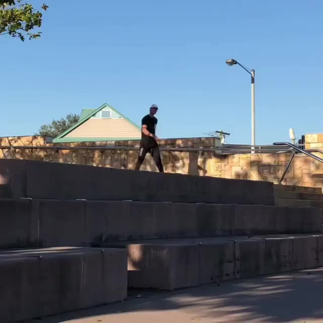 Watch Triple set for my birthday 🎂 Probably won't stop doing these 🤣 @dylanpawson 🎥 @evolveskateboards GIF on Gfycat. Discover more 9gagnoticeme, Brodie Pawson, Ninja, freerunning, parkour GIFs on Gfycat