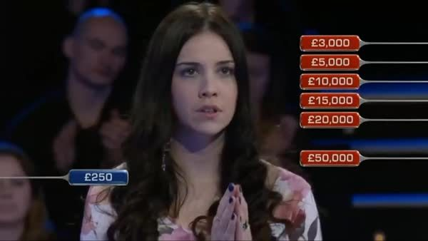 PerfectTiming, breathinginformation, £10,000 gets blown away on Deal or No Deal (reddit) GIFs