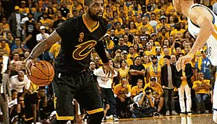 Watch and share Kyrie Irving Vs GSW, June 19, 2016 GIFs on Gfycat