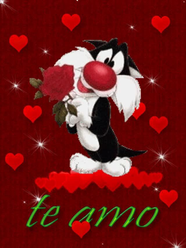 Watch and share Lindas Imagenes De Amor Animadas Con Movimiento animated stickers on Gfycat