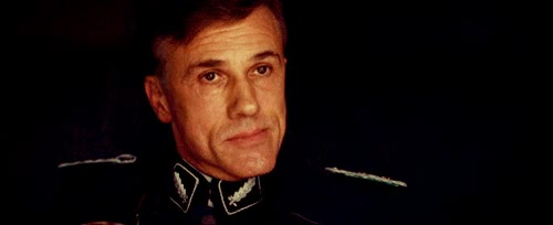 Watch and share Christoph Waltz GIFs and Hans Landa GIFs on Gfycat