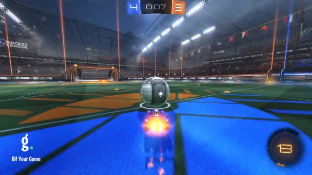 Watch Goal 8: szn. GIF by Gif Your Game (@gifyourgame) on Gfycat. Discover more BenC, Gif Your Game, GifYourGame, Rocket League, RocketLeague GIFs on Gfycat