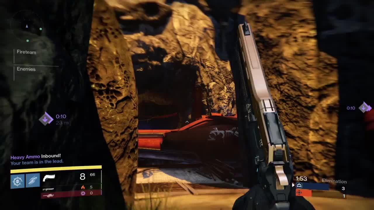 gaminggifs, Triple grenade kill in Trials of Osiris (reddit) GIFs