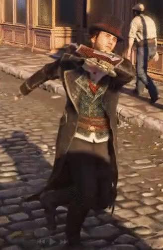 Jacob's Victory Dance