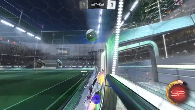 Watch Assist 3: Lt. Dan GIF by Gif Your Game (@gifyourgame) on Gfycat. Discover more Assist, Gif Your Game, GifYourGame, Lt. Dan, Rocket League, RocketLeague GIFs on Gfycat