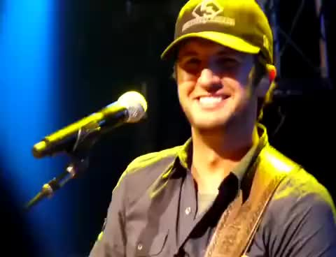 Watch and share Luke Bryan GIFs on Gfycat