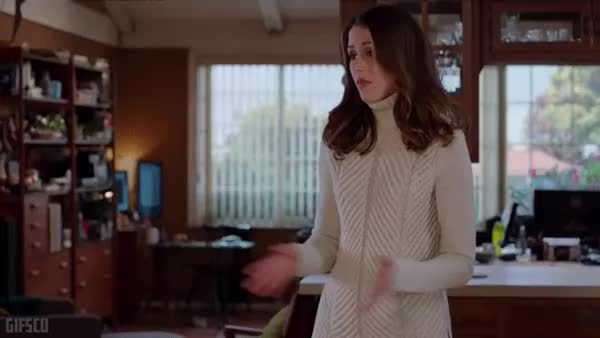 GfycatDepot, SiliconValleyHBO, gfycatdepot, silicon valley, siliconvalleyhbo, sorry, I'm so so sorry [Silicon Valley 2014 HBO Monica Amanda Crew ugly dress turtle neck sweater apology apologies excuse regret regretful mea culpa my fault bad mistake] (reddit) GIFs