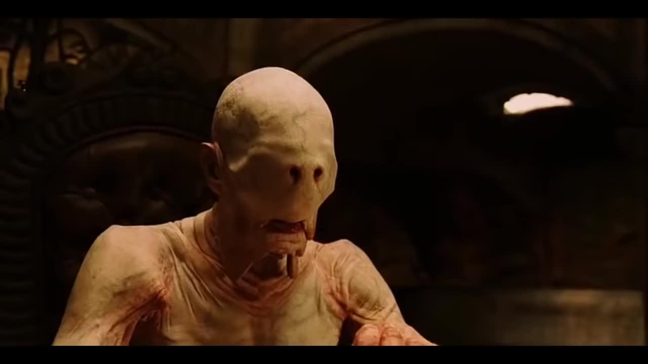 Pale Man, Pan's Labyrinth, Pan's Labyrinth Pale Man, The Pale Man, The Pale Man GIFs