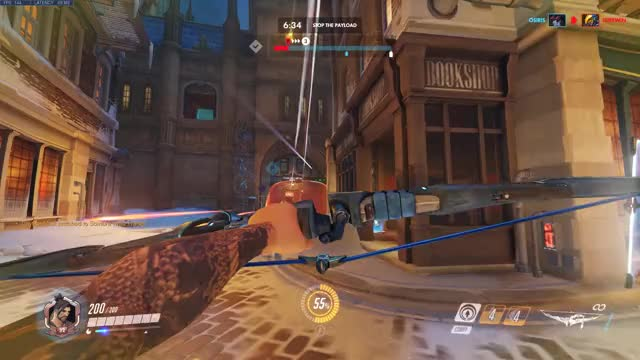 Watch Overwatch 2018.12.13 - 20.35.41.03.DVR GIF on Gfycat. Discover more related GIFs on Gfycat