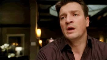 Watch and share Nathan Fillion GIFs by maldom on Gfycat