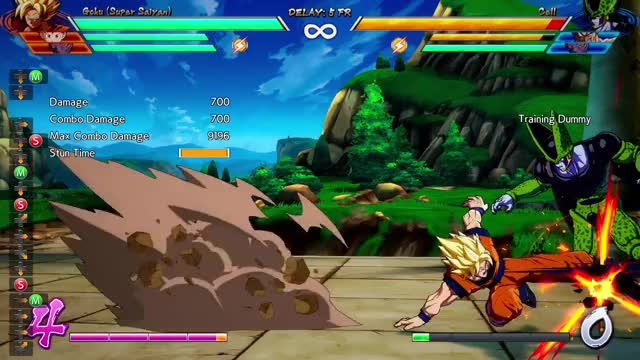 Watch DRAGON BALL FIGHTERZ (652) GIF by @bahptist on Gfycat. Discover more Dragon Ball FighterZ, dbfz GIFs on Gfycat