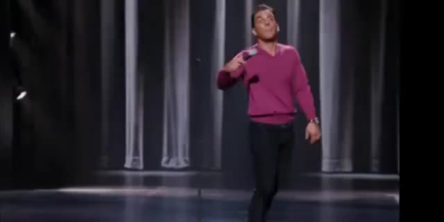Watch and share Checking In At The Airport | Sebastian Maniscalco: Aren't You Embarrassed? GIFs on Gfycat