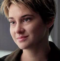 Watch and share Shailene Woodley GIFs and Tobias And Tris GIFs on Gfycat