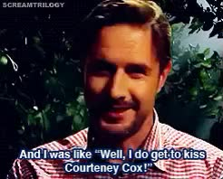 Watch and share David Arquette GIFs and Gale Weathers GIFs on Gfycat