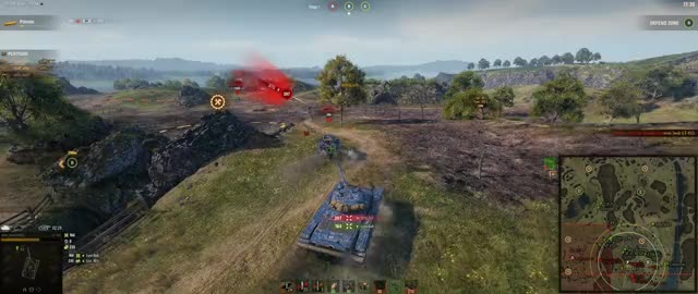 Watch Do a barrel roll! GIF by CluelessMuffin (@cluelessmuffin) on Gfycat. Discover more worldoftanks GIFs on Gfycat