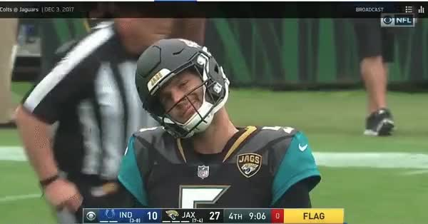 Watch Bortles Mouthguard Downvote GIF on Gfycat. Discover more related GIFs on Gfycat
