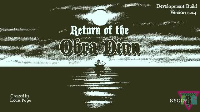Watch and share Return Of The Obra Dinn GIFs by gamingpcforum on Gfycat
