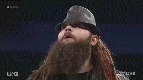 Bray Wyatt's magic dreads