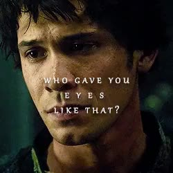 Watch (lyrics) GIF on Gfycat. Discover more Bellamy Blake, I hope not, I tried to restore his skin colour while still lighting the scene, The 100, bellamyblakeedit, does Bellamy look whitewashed in the second gif?, get out of my face, had it a completely different size, look at those stupid puppy eyes, mygifs, rebel king, scheduled post, the100daily, the100edit, was about to save it and decided I didn't like it GIFs on Gfycat