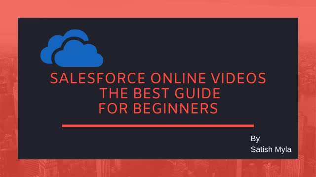 Watch Salesforce Online videos training GIF by Mamu Mamatha (@vamshi) on Gfycat. Discover more Jobsearch, SalesforceTraining, Technology GIFs on Gfycat