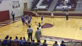 Watch and share Ennis High School Girls Varsity Basketball Beat Lindale High School 38-36 GIFs on Gfycat