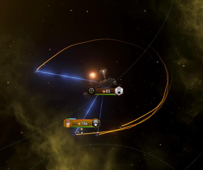 Stellaris Spoget Attack GIFs