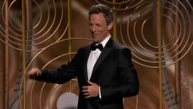 Watch this high five GIF by sannahparker on Gfycat. Discover more 2018, air high five, awesome, golden globes, good job, high five, killed it, nailed it, seth meyers, yes GIFs on Gfycat