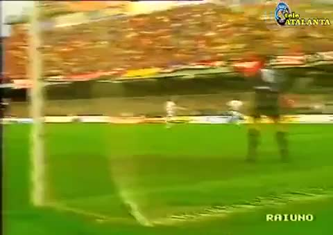 Watch and share SIGNORI - Foggia V Atalanta, 1991/92 GIFs on Gfycat