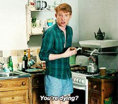 Watch and share Gifs Rachel McAdams Domhnall Gleeson About Time GIFs on Gfycat