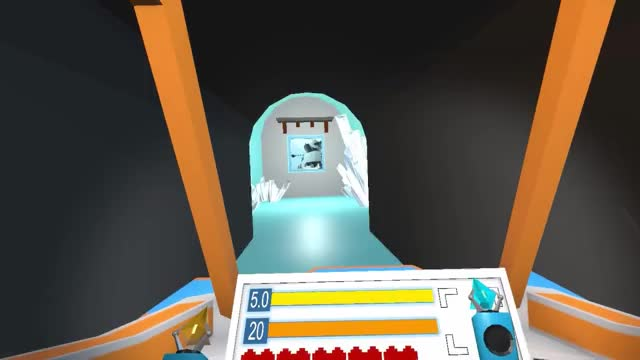 Watch Gem Hunter - Snowy Slope Volcano - New Stage! GIF on Gfycat. Discover more gaming_gifs GIFs on Gfycat