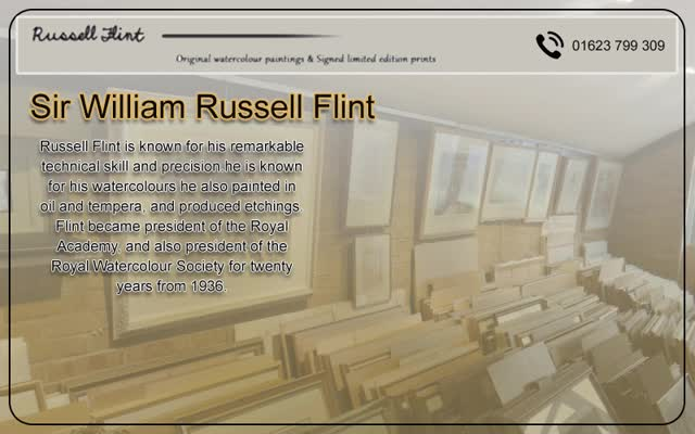 Watch and share Limited Edition GIFs and Russell Prints GIFs by sirwilliamrussellflint on Gfycat