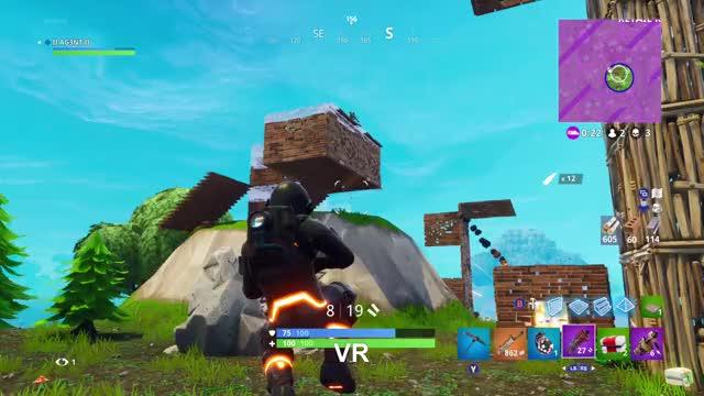 Watch VR GIF by Gamer DVR (@xboxdvr) on Gfycat. Discover more FortniteBattleRoyale, II AG3NT II, xbox, xbox dvr, xbox one GIFs on Gfycat