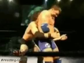 Watch and share Adrian Neville GIFs and Pac GIFs on Gfycat