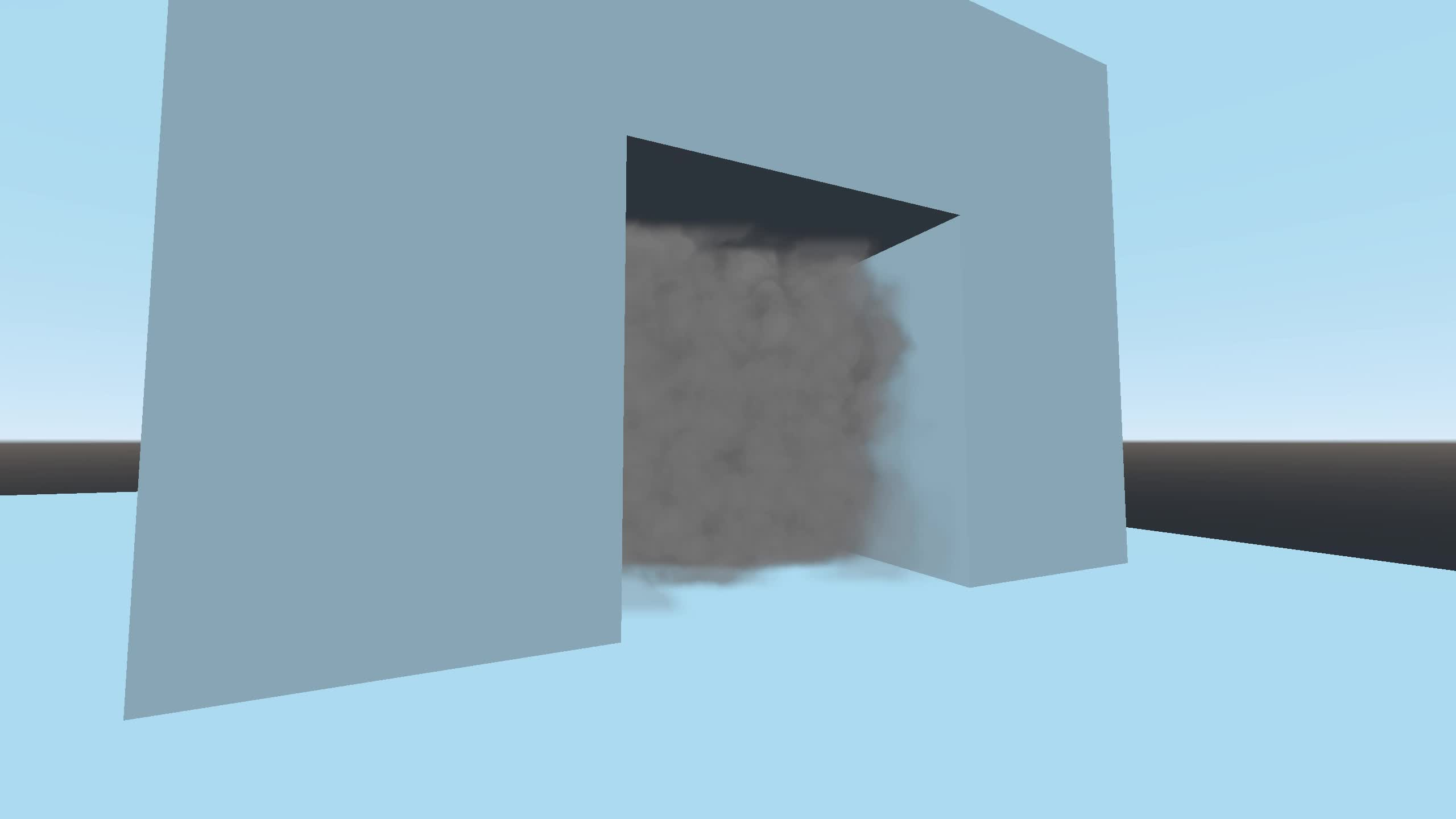 godot smoke particle GIFs