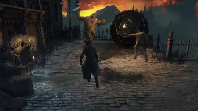 Watch and share Bloodborne GIFs and Bowling GIFs by GamingPicks on Gfycat