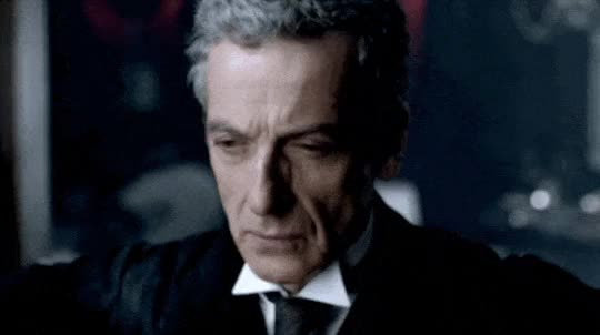 Watch and share Twelfth Doctor GIFs and Peter Capaldi GIFs on Gfycat