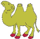 Watch and share 🐫 Two-hump Camel animated stickers on Gfycat
