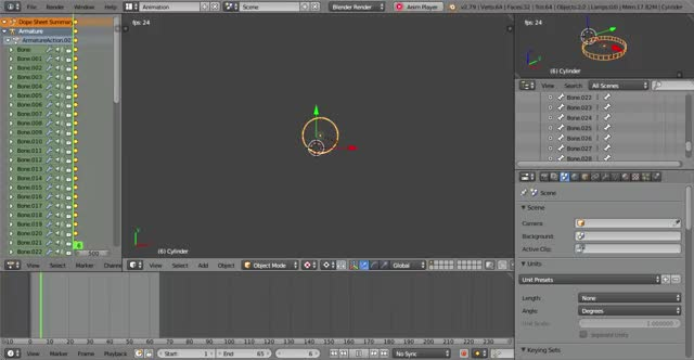 Watch and share Blender [D  Blender Models Laser Ring3.blend] 5 7 2019 3 17 59 PM GIFs on Gfycat