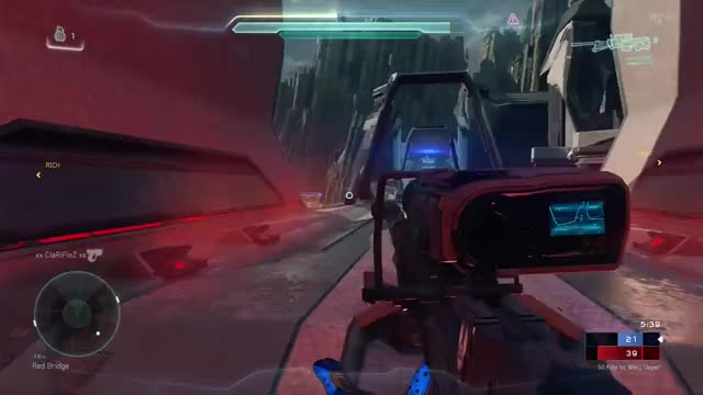 Watch this GIF by Xbox DVR (@xboxdvr) on Gfycat. Discover more Halo5Guardians, Lillis, xbox, xbox dvr, xbox one GIFs on Gfycat