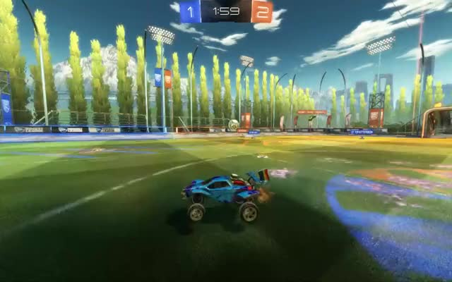 Watch and share Rocket League GIFs by thebum on Gfycat