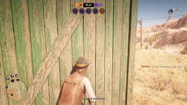 Watch and share Red Dead Redemption II 2019.11.07 - 23.26.40.19.DVR Trim GIFs on Gfycat