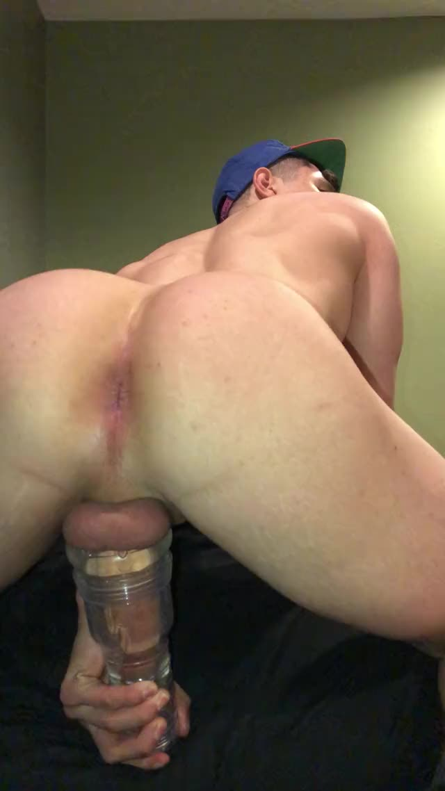 pumping a fleshlight