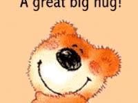 Watch and share Teddy, Hug GIFs on Gfycat