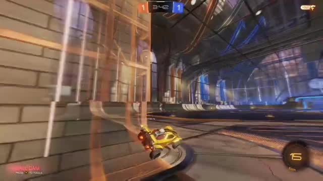 Watch this GIF by Gamer DVR (@xboxdvr) on Gfycat. Discover more RocketLeague, ToySoBe, xbox, xbox dvr, xbox one GIFs on Gfycat