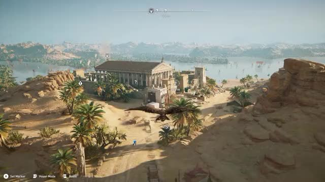 Watch and share Assassin's Creed: Origins Eagle GIFs by Alex Wiltshire on Gfycat