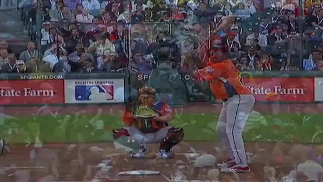 Watch and share Vladimir Guerrero GIFs and Major League GIFs by RD Database on Gfycat