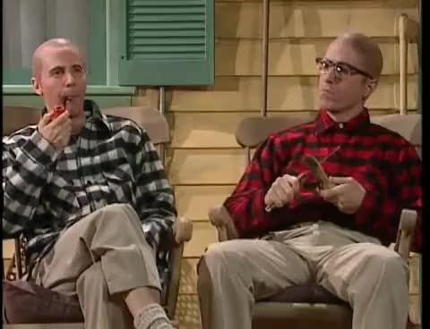 Watch and share The Dana Carvey Show: Skinheads From Maine GIFs on Gfycat